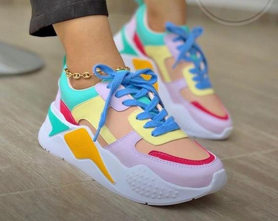 Zapatos Deportivos Para Dama Último Modelo