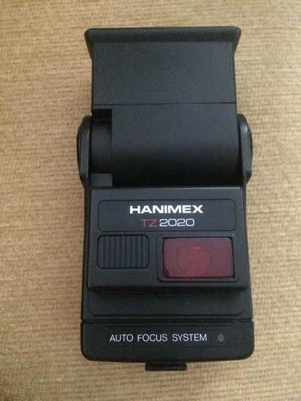 Flash Para Camera Hanimex Tz2020 Em Perfeito Estado!