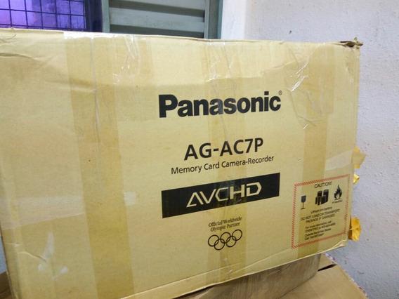 Filmadora Ag-ac7 Full Hd Garantia De 6 Meses