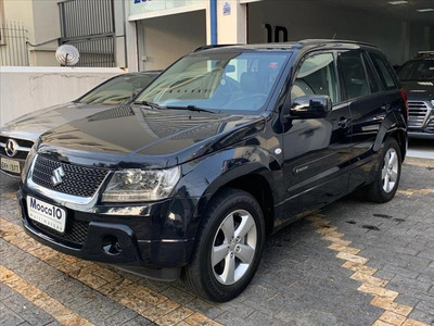 Suzuki Grand Vitara 2.0 4x2 16v 140cv 4p Manual