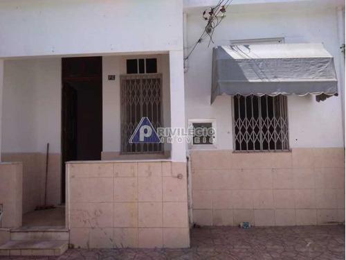Casa De Vila À Venda, 2 Quartos, Engenho Novo - Rio De Janeiro/rj - 24097