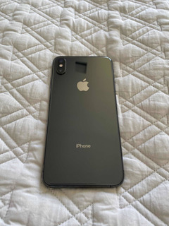 iPhone Xs Max 256gb Preto