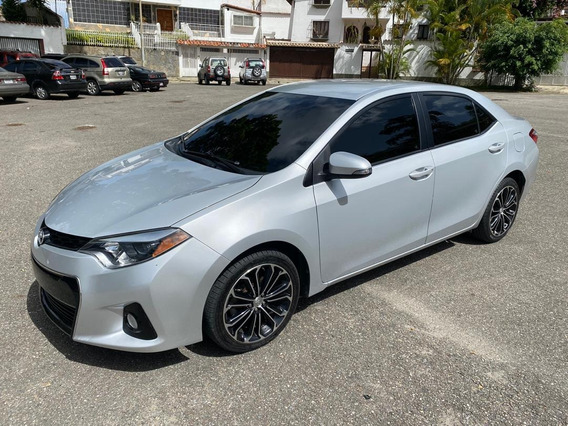 Toyota Corolla Full Equipo S