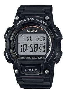 Relojes De Hombre Casio Illuminator Quartz W-736h-1avcf