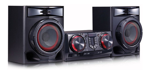 Mini System Lg X Boom Bluetooth 440w Cj44