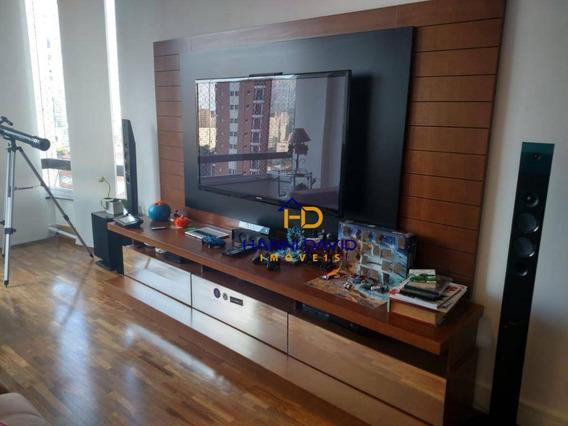 Incrível Apartamento, Um Por Andar, Vista Para O Parque Da Aclimação. Oportunidade! - Ap2198