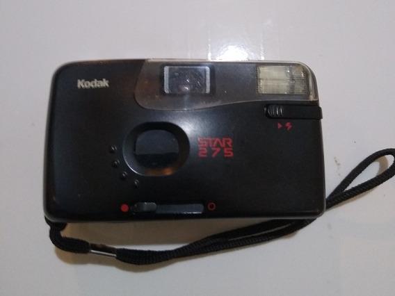 Máquina Fotográfica Analógica Kodak Star275(ótimo Estado)