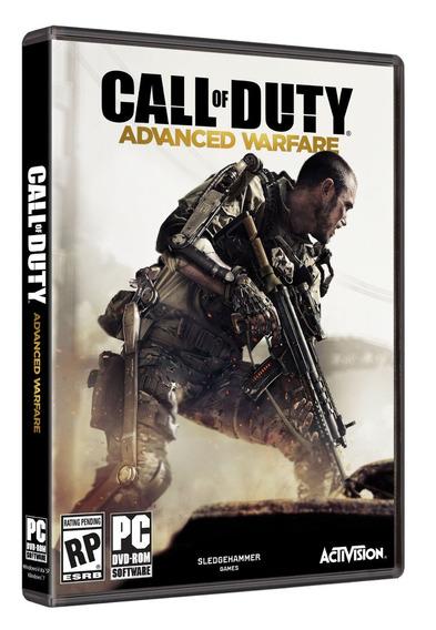 Call Of Duty Advanced Warfare Pc - Frete Grátis