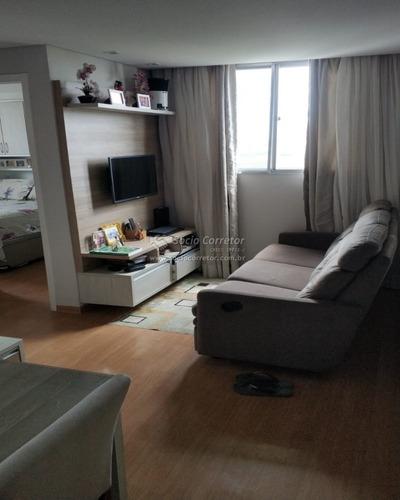 Imagem 1 de 9 de Vendo Apto 45 M² - Cond. Spazio Santa. Barbara - Gopouva - Apartamento A Venda No Bairro Gopouva - Guarulhos, Sp - Sc01360