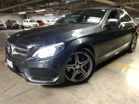 Mercedes-benz C Class 2016 C 250 Sport L4/2.0/t Aut