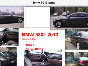 Bmw Serie 5 3.0 530ia Top At