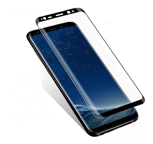 Vidrio Templado Full Glue 3d Curvo Samsung S8