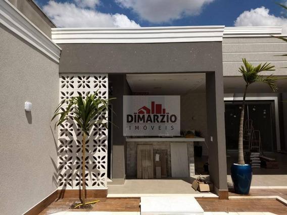 Casa Residencial À Venda, Jardim Dona Regina, Santa Bárbara D