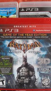 Videojuego Batman Arkham Asylum