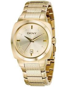 Relógio Luxo Feminino Dkny Donna Karan Original C/nf Ny4363