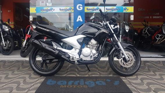 Yamaha Fazer 250cc 2010 Preta Impecável