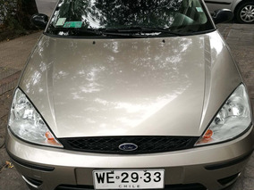 Ford Focus 4 Dr At