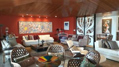 Excelente Apartamento À Venda, Na Avenida Boa Viagem, 4 Suítes E 3 Vagas De Garagem. - Ap0736