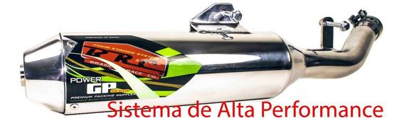 Brc Cbx-250 Twister 2001/2008 Ponteira Alumínio + Coletor
