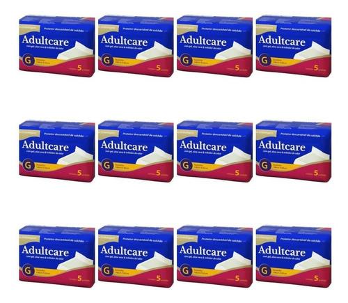 Adultcare Protetor De Colchão G C/5 (kit C/06)