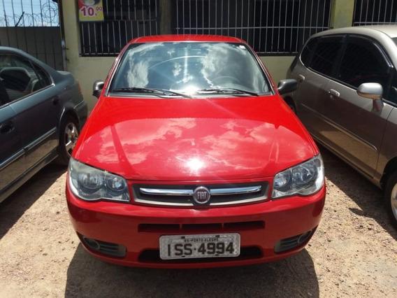 Fiat Palio Fire Economy 2012 Vermelha Flex