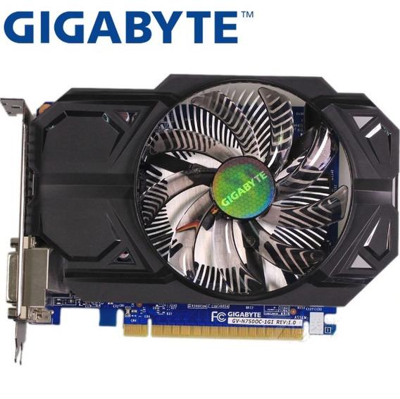 Gigabyte Placa Gráfica Gtx 750 Gb 128bit