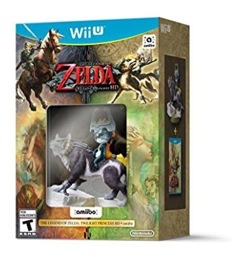 Imagen 1 de 5 de The Legend Of Zelda: Twilight Princess Hd - Wii U