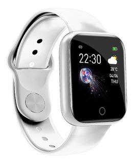 I5 Relógio Inteligente Pulseira Esportiva Monitor De Pressão
