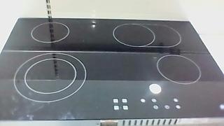 Tope De Cocina Bacco 75cm Electrico Btcv75d