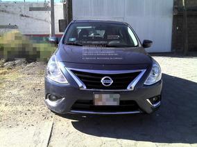 Nissan Versa 1.6 Sense 2016 Automatico *credito