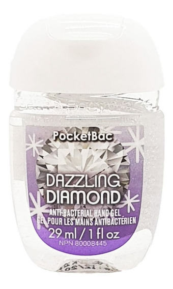 Antibacterial Hand Gel Bath & Body Works Dazzling Diamond