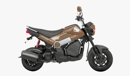 Moto Honda Navi 110 Automática - Marrón