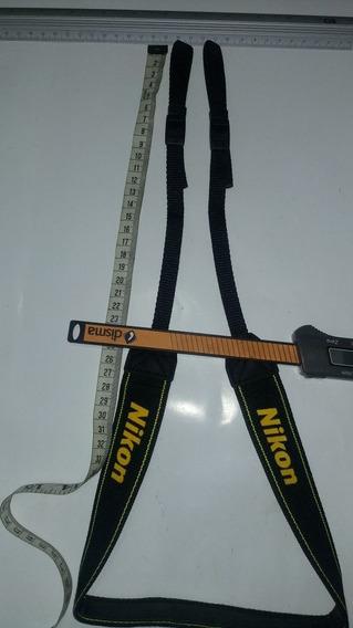 Nikon D5600 Tira De Pescoço Alça Camera Strap Correia