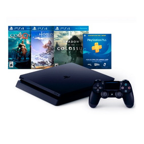Consola Ps4 1tb Playstation Hits Bundle 4