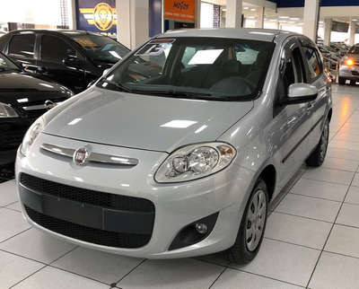 Palio Attractive 1.4 Flex 2013
