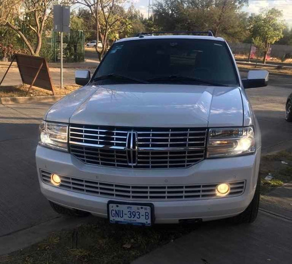 Lincoln Navigator Vagoneta Qc Dvd R-20 Lujo L 4x2 At 2011