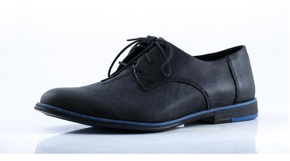 Zapato Zurich Hombre Negro 1201