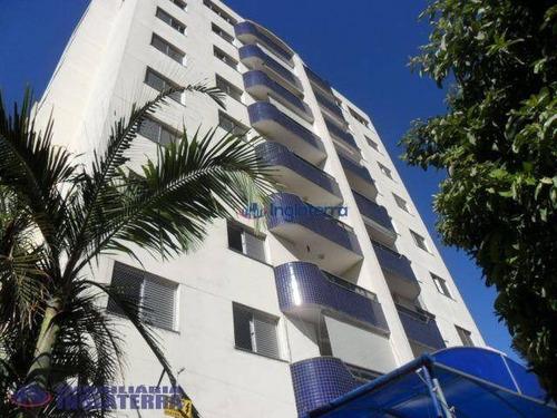 Apartamento À Venda, 78 M² Por R$ 260.000,00 - Jardim Vilas Boas - Londrina/pr - Ap0332