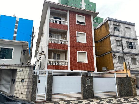 Lindo Apartamento No Itararé Em São Vicente/sp
