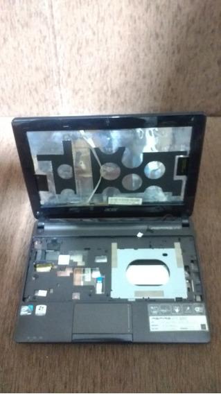 Carcaca Completa Acer D257 Com Teclado