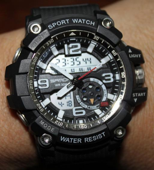 Relógio Esportivo Masculino Sanda