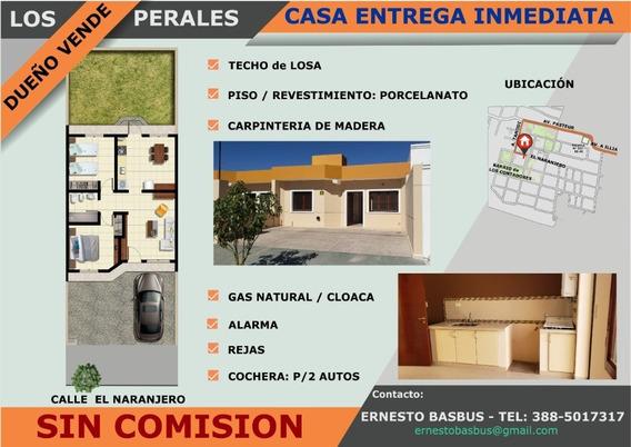 Casa 2 Dormitorios - Los Perales