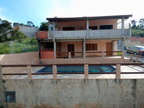 Imagem 1 de 14 de Casa C/ Piscina - Ca0124