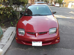 Pontiac Sunfire Sedan - Estandar - 4 Puertas