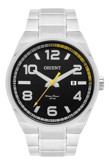 Relógio Orient Original Mbss1303 Novo