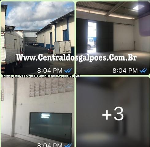 Imagem 1 de 3 de Galpão Para Locação Em Salvador - Jose Augs_2-1028527