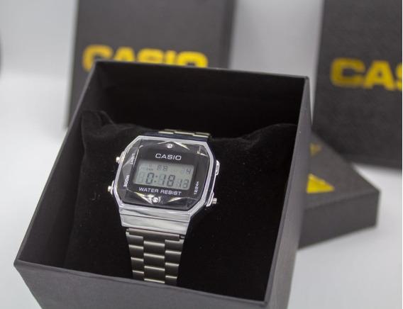 Relogio Casio Vintage Diamonds A159wad
