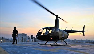 Passeio De Helicóptero (voo Panorâmico)
