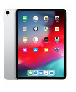 iPad Pro 11 Wifi 64gb Plata Apple A12x Liquid Retina