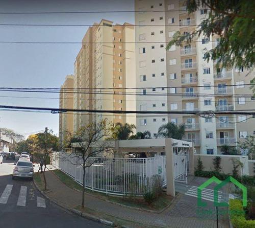 Apartamento À Venda, 70 M² Por R$ 525.000,00 - Vila Nova - Campinas/sp - Ap1714